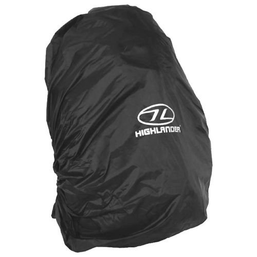 Highlander Rucksack Cover 20-30L Black