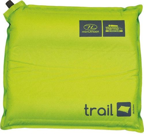 Highlander Self-inflating Pillow Trail Lime