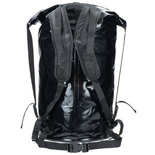 Highlander Transport Watertight Backpack 70L Black