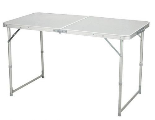 Highlander Travel Foldable Table Double