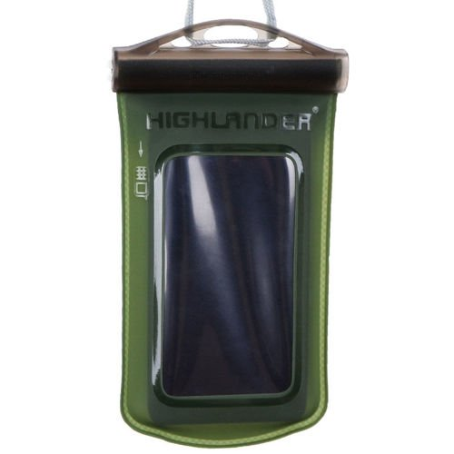 Highlander Waterproof Case for WPX Phone Protector Oliv