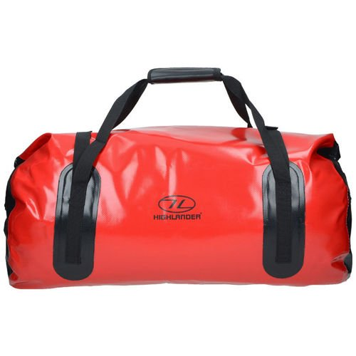 Highlander Watertight Transport Bag 35L Red