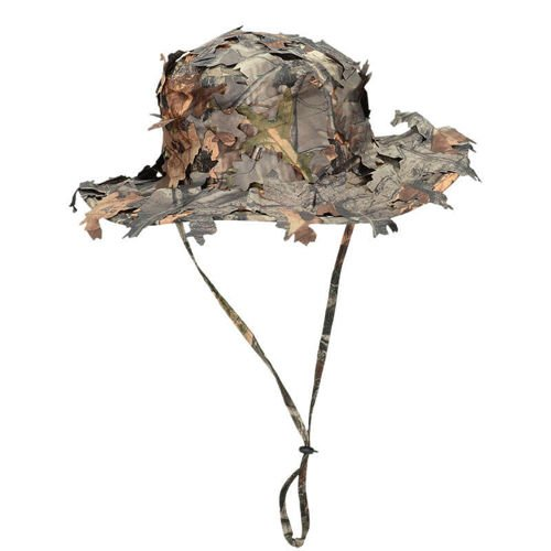 Jack Pyke 3D Leafy Hat English Oak