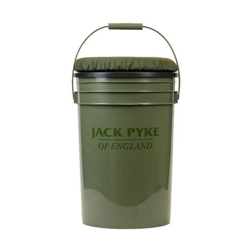 Jack Pyke Hide Seat English Olive