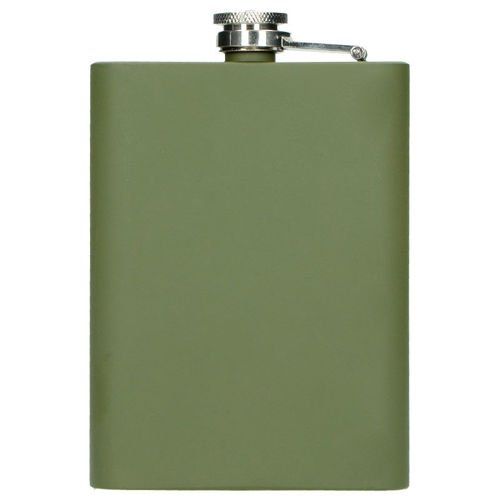 Jack Pyke Hip Flask 8 oz Oliv
