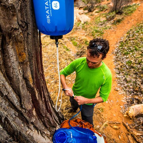 Katadyn Gravity Water Filter Gravity Camp 6L