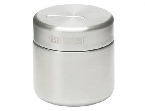 Klean Kanteen 237 ml Food Container Silver