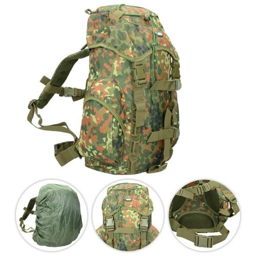 MFH 15L Tactical Backpack Recon I BW Camo