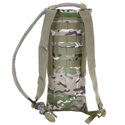 MFH 2.5L Hydration Pack MOLLE MultiCam