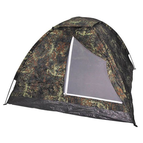 MFH 3-Person Tent Monodom Flecktarn