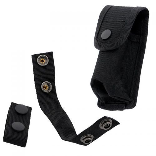 MFH 8 Pieces Tactical Security Belt Black