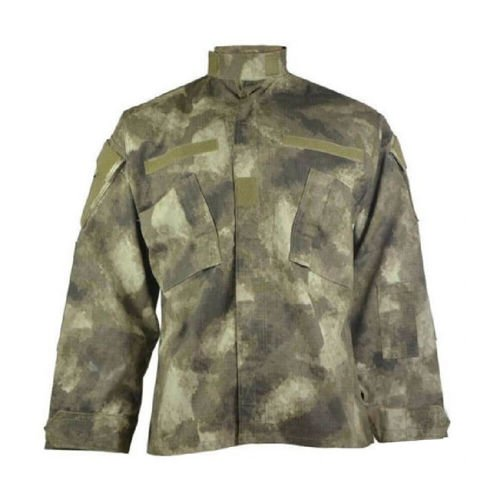 MFH ACU Ripstop US Filed Jacket HDT Camo