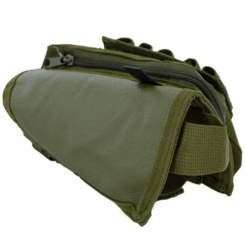 MFH Rifle Stock Pouch Olive