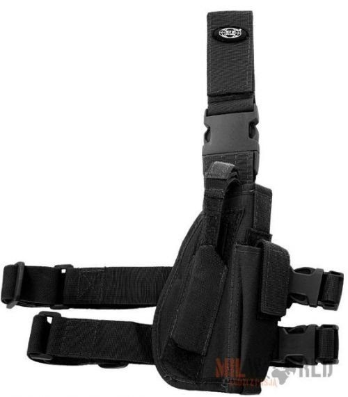 MFH Right Tactical Leg Holster Black