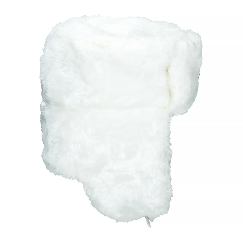 MFH Russian Fur Winter Cap White