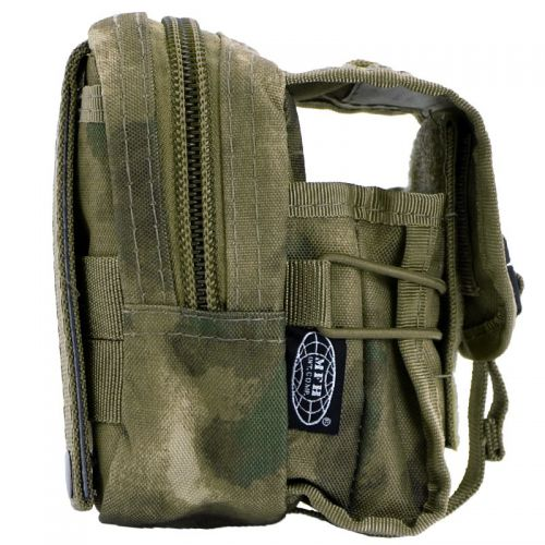 MFH Small Utility Pouch HDT Camo Green