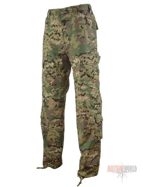 MFH US ACU Ripstop Field Pants Operation Camo