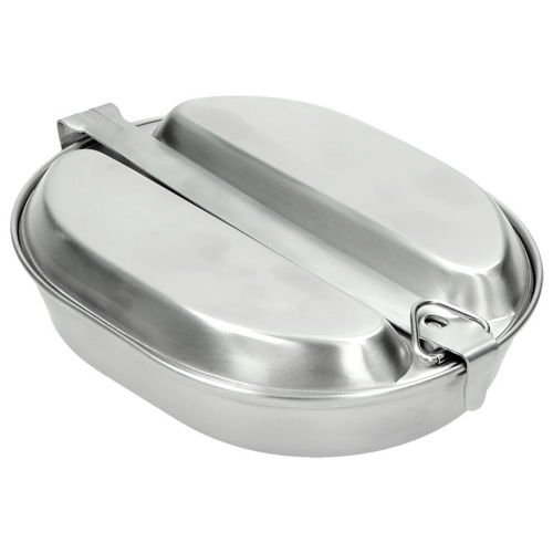 MFH US Mess Kit Silver
