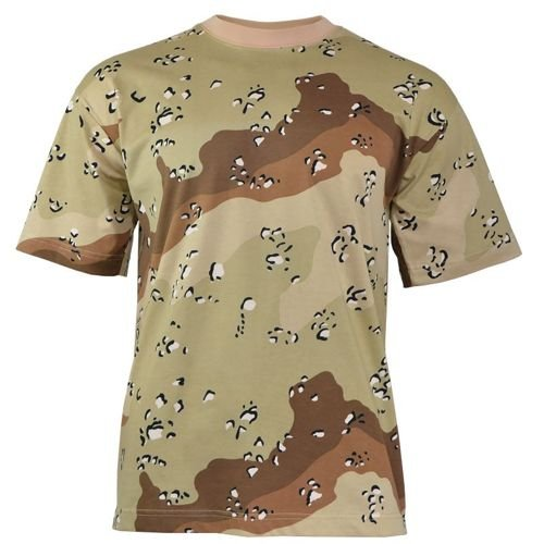 MFH US T-Shirt Desert 6-color