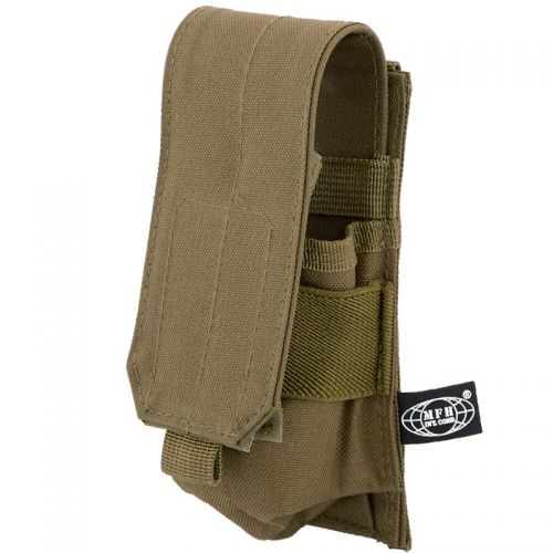 MFH Utility Mag Pouch Coyote