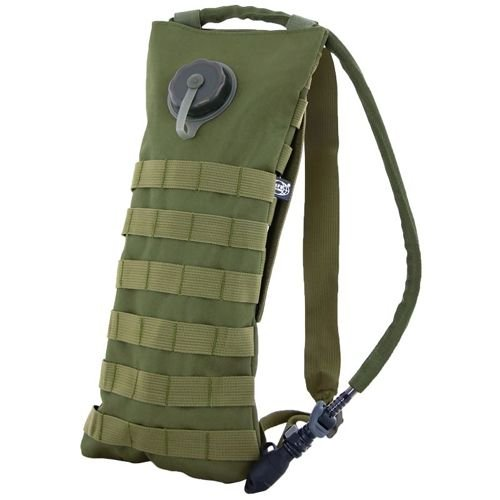 Max Fuchs 2.5L Hydration Pack MOLLE Olive