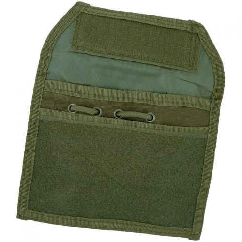 MFH Admin MOLLE Chest Pouch Olive