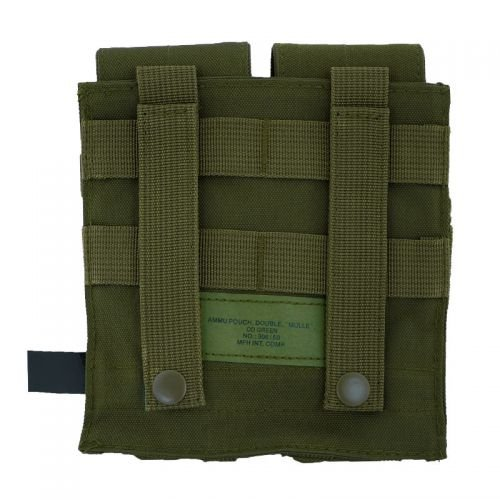 MFH Double Ammo Mag Pouch Olive