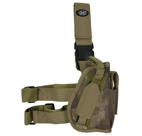 Max Fuchs Right Tactical Leg Holster HDT Camo