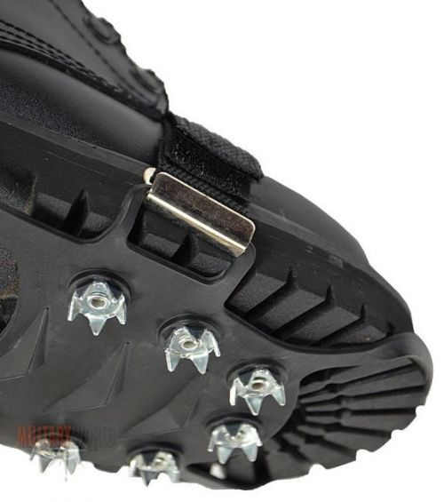 Max Fuchs Spikes Snow Chain for Shoes with 10 knobs