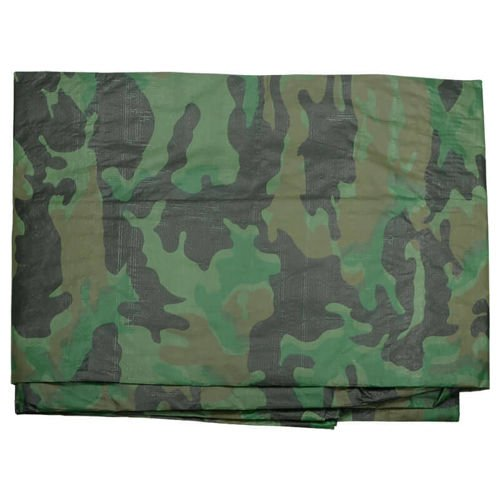 Max Fuchs Tarp Large 9 x 12 ft Woodland