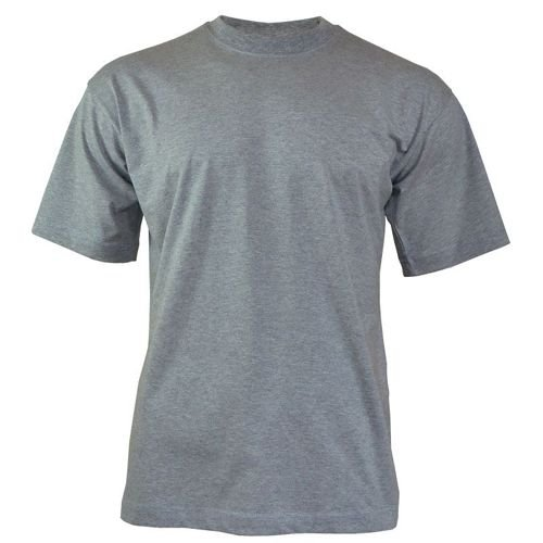 Max Fuchs US T-Shirt Grey