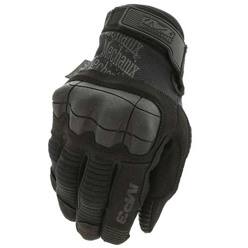 Mechanix Wear Gloves M-Pact 3 Covert 2015 Black