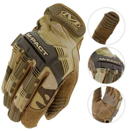 Mechanix Wear Gloves M-Pact MultiCam®