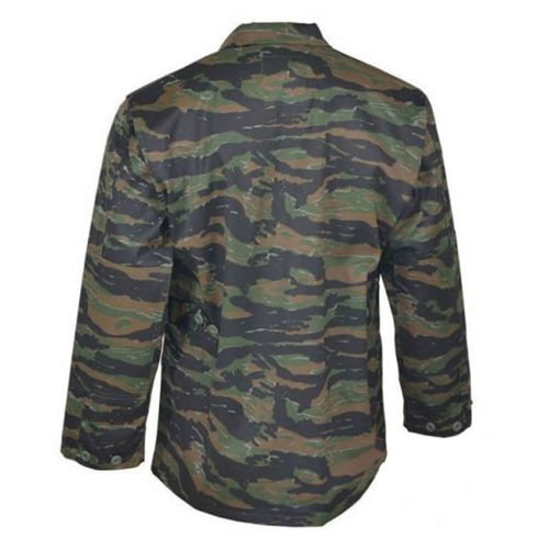 Mil-Tec BDU Field Jacket Tiger Stripe