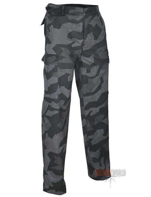 Mil-Tec BDU Ranger Pants Splinternight