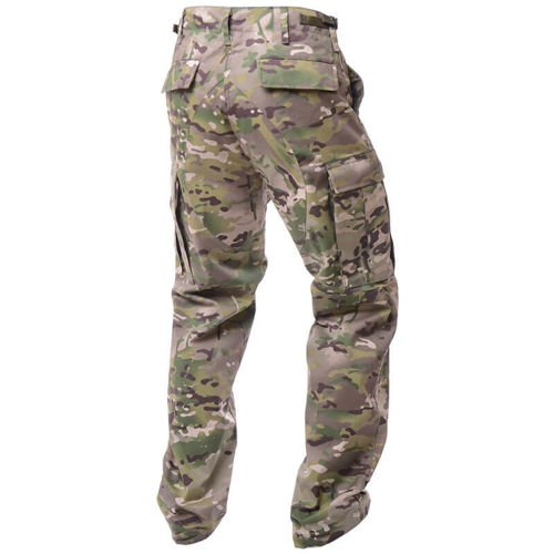 Mil-Tec BDU Reinforced Pants Multitarn