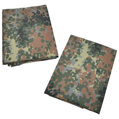 Mil-Tec Bedding Set 135x200 cm Flecktarn
