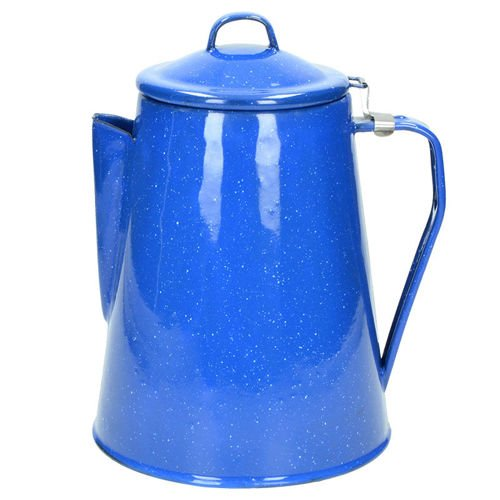 Mil-Tec Brewing Tea Pot Blue