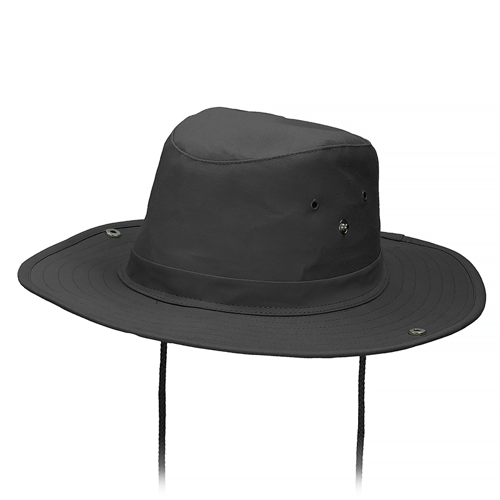 Mil-Tec Bush Hat Black