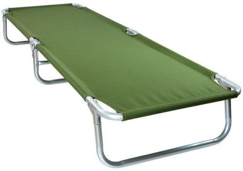 Mil-Tec Field Camp Bed Olive