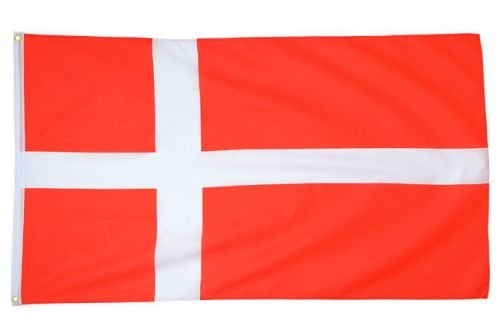 Mil-Tec Flag of Denmark 90x150cm (5ft x 3ft)