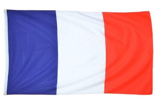 Mil-Tec Flag of France 90x150cm (5ft x 3ft)