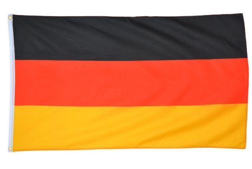 Mil-Tec Flag of Germany 90x150cm (5ft x 3ft)