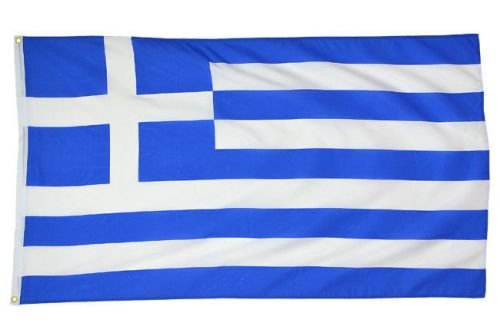 Mil-Tec Flag of Greece 90x150cm (5ft x 3ft)