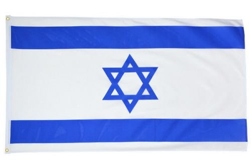 Mil-Tec Flag of Israel 90x150cm (5ft x 3ft)