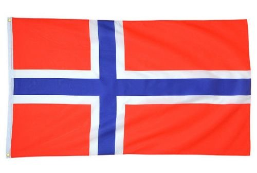 Mil-Tec Flag of Norway 90x150cm (5ft x 3ft)