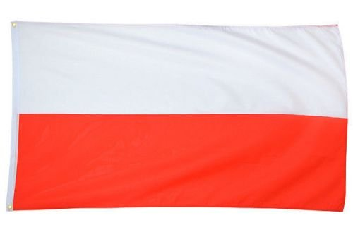 Mil-Tec Flag of Poland 90x150cm (5ft x 3ft)