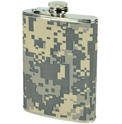 Mil-Tec Flask 8 Oz (220ml) UCP (At-Digital)