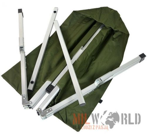 Mil-Tec Fold-up Cot Olive