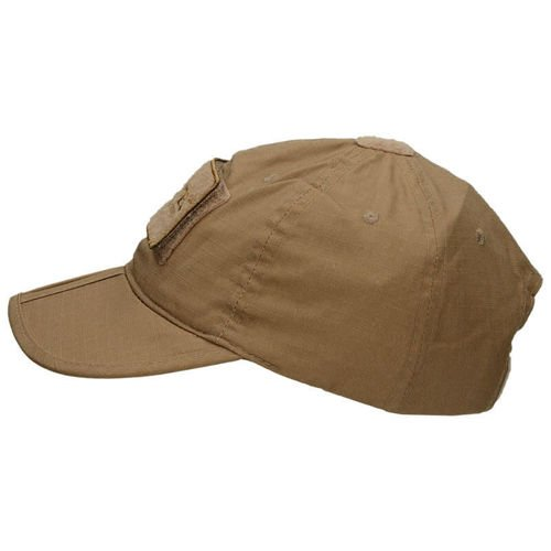 Mil-Tec Foldable Baseball Cap Coyote